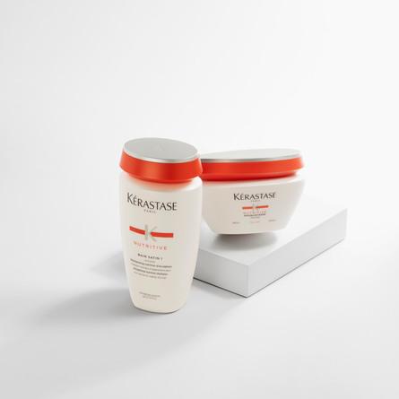 KÉRASTASE Nutritive Masquintense Hair Mask Fine Hair 200 ml