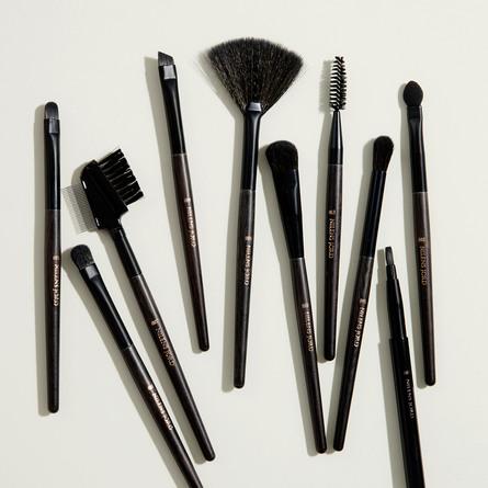 Nilens Jord Pure Collection Medium Eye Shadow Brush 881