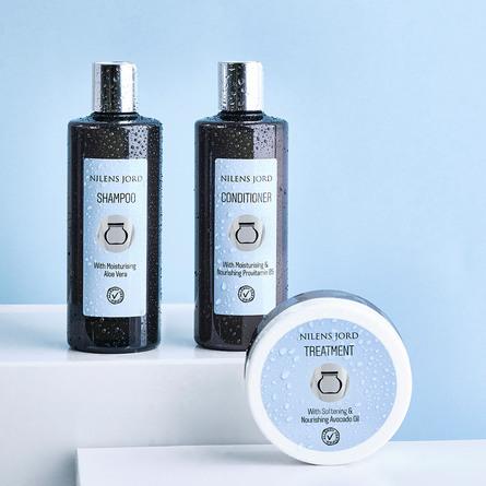 Nilens Jord Shampoo Moisturising 300 ml