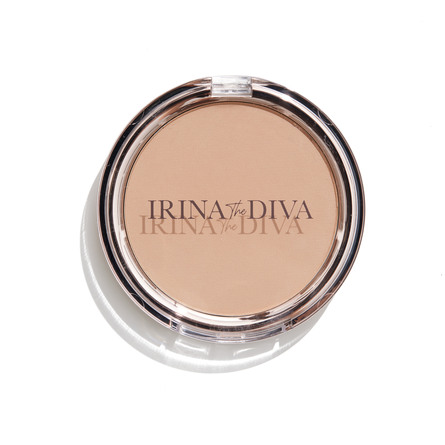 Irina The Diva No Filter Matte Bronzing Powder 001 Natural