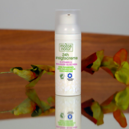 Matas Natur Aloe Vera & E-vitamin 24H Ansigtscreme 50 ml