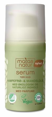 Matas Natur Hampefrø- & Mandelolie Serum 30 ml