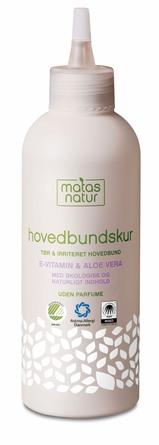 Matas Natur Aloe Vera & E-vitamin Hovedbundskur 200 ml