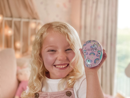 Tangle Teezer Children Hårbørste Unicorn Magic