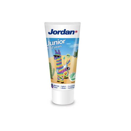 Jordan Tandpasta Junior 6-12 år 50 ml