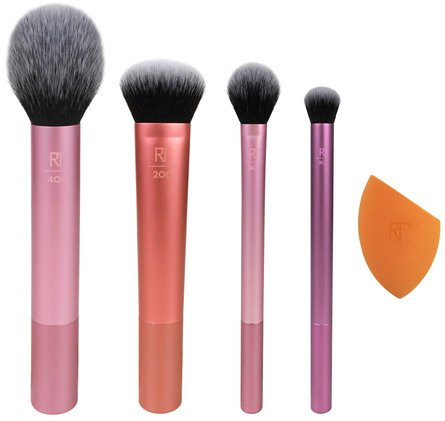 Real Techniques Makeup Must Haves 5 Essentials to Any Look