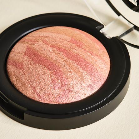 Nilens Jord Baked Shimmer Powder Blush