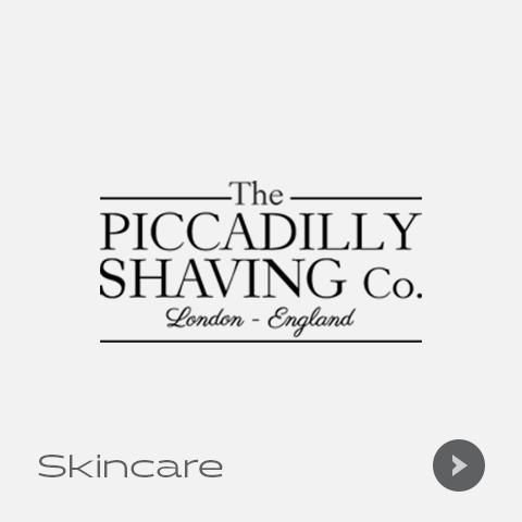 Piccadilly shaving