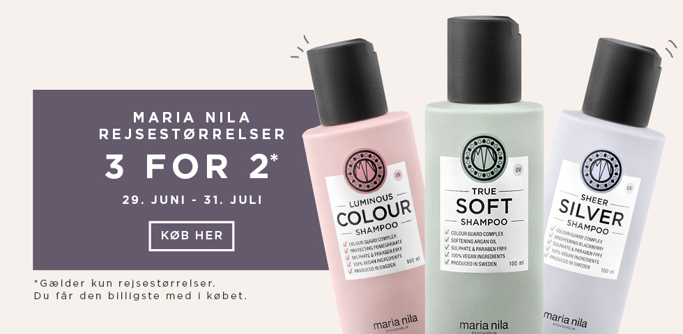 Maria Nila 3 for 2 Mobil