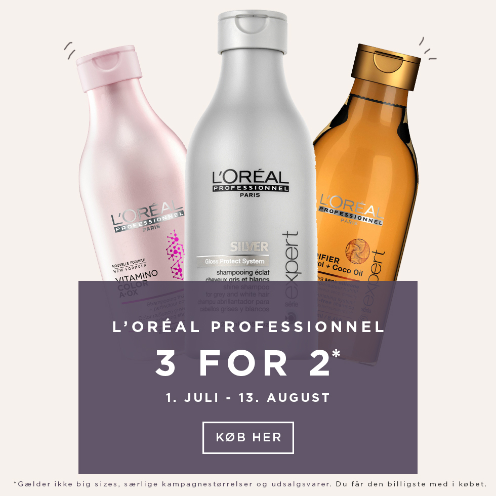 L'Oreal Professionel 3 for 2