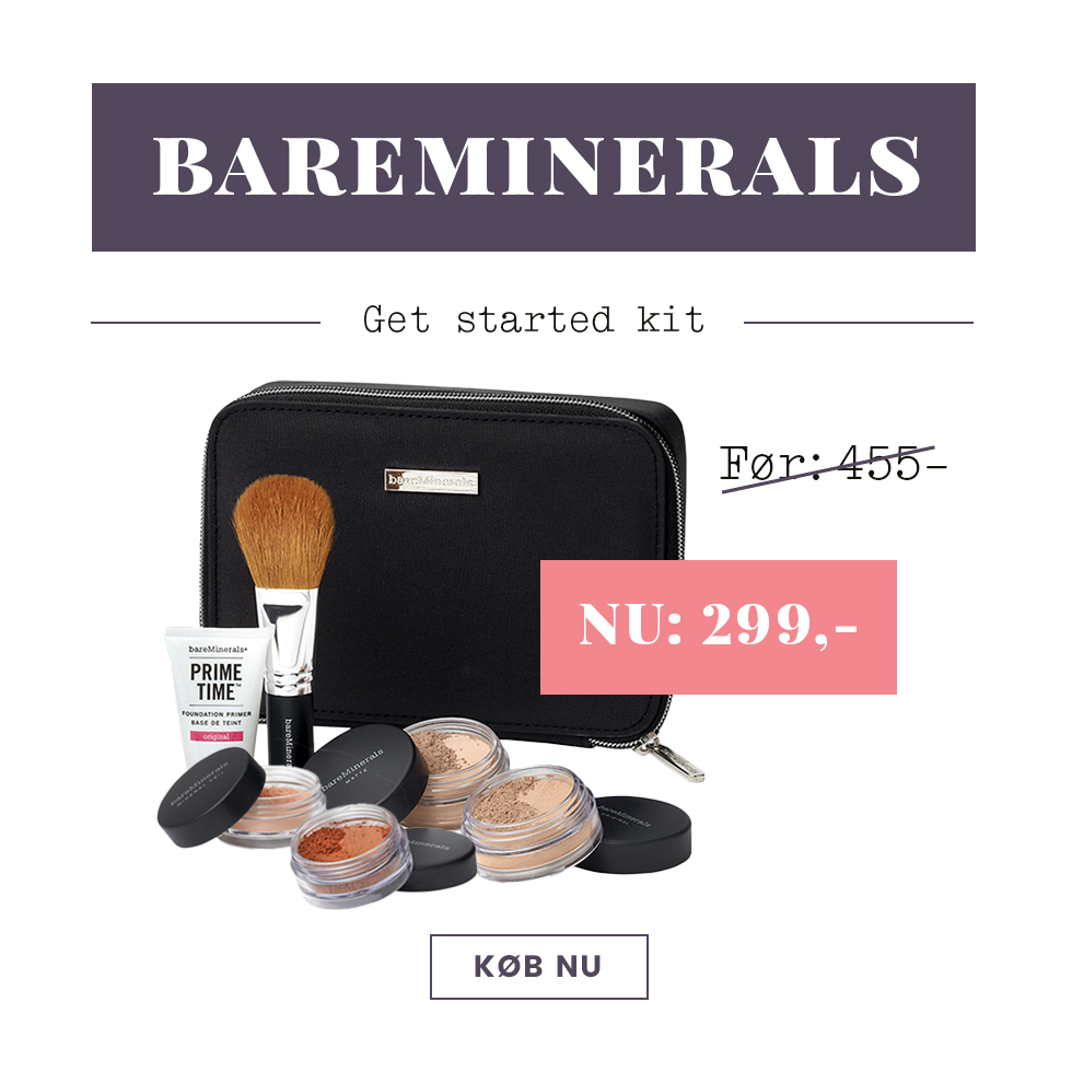 bareMinerals starter kit