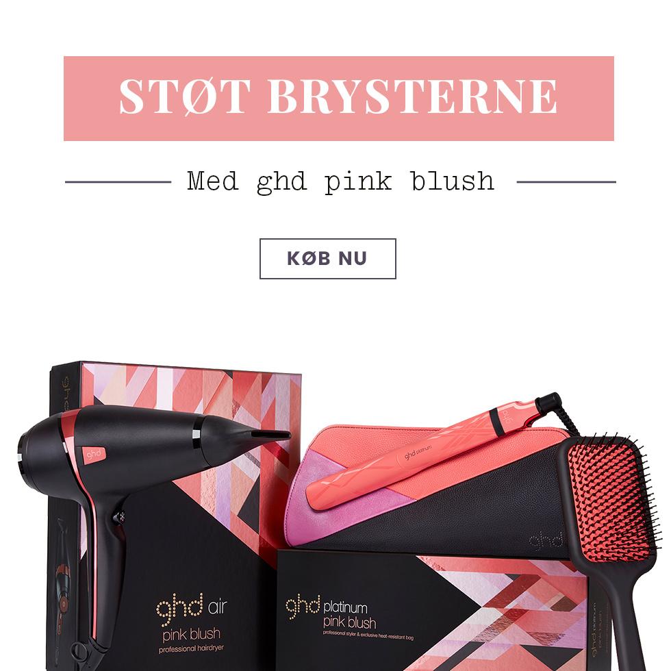 ghd pink blush