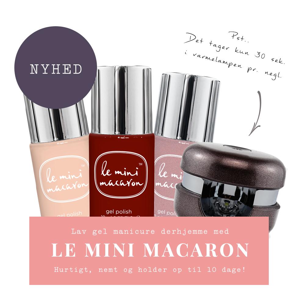 Le Mini Macaron_nyhed